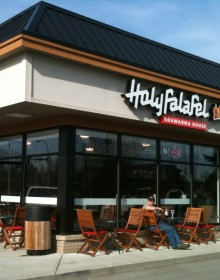 HolyFalafel & Shawarma House Restaurants Ltd