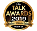 Holy Falafel - 2018 Talk of the Town Award - 5 stars