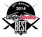 Holy Falafel - The Best of Langley Advance 2014
