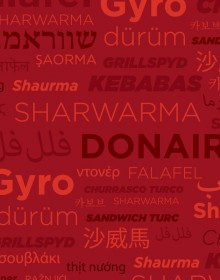 The International Flavours of Holy Falafel
